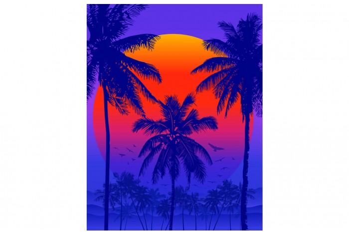 Картина Пальмы