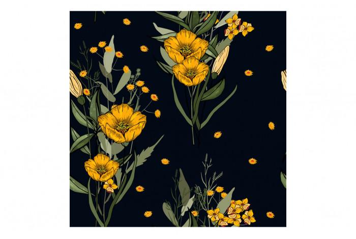 Картина Жёлтые цветы