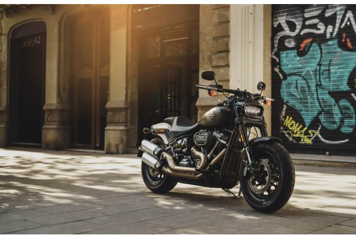 Модульная картина Harley-Davidson
